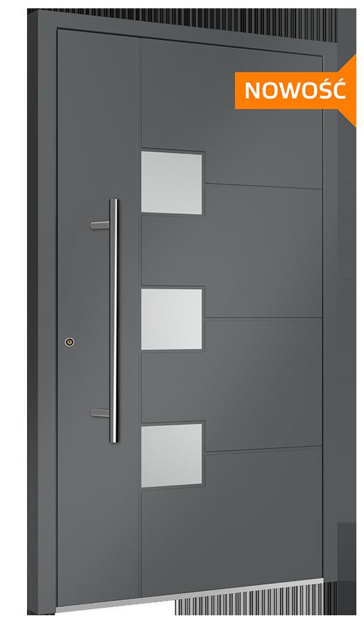 drzwi z montażem zielona góra