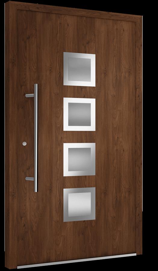 drzwi zielona góra - drewnopodobne