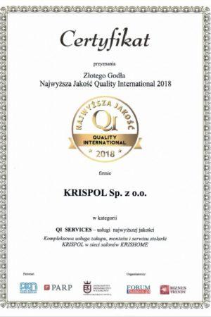 certyfikat artbud zielona gora