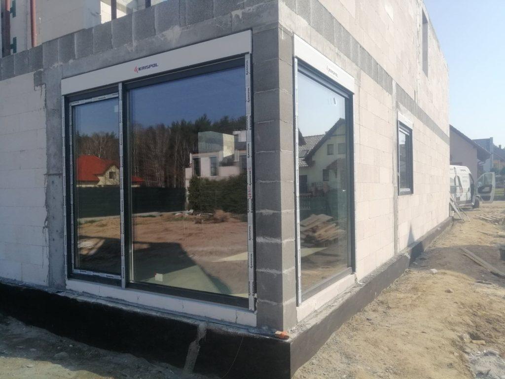 Okna tarasowe - Zielona Góra