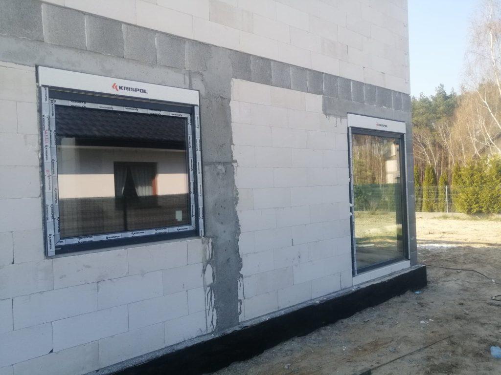 montaż okien z roletami - Zielona Góra