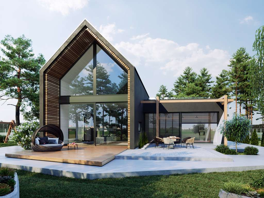 Okna aluminiowe z montażem - Zielona Góra
